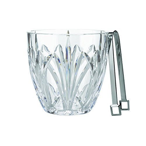 Marquis by Waterford Brookside Ice Bucket, Clear by Marquis By Waterford by Marquis By Waterford