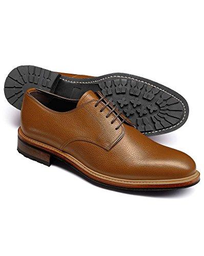 Charles Brown Tyrwhitt Derby by Shoes Otterham Tan qw8S7FF