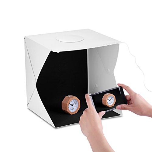 Diy Led Studio Light: Portable Mini Photo Studio DIY Mini Studio Tuyounger