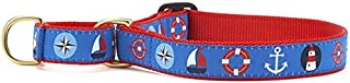 product image for Up Country First Mate Martingale Dog Collar