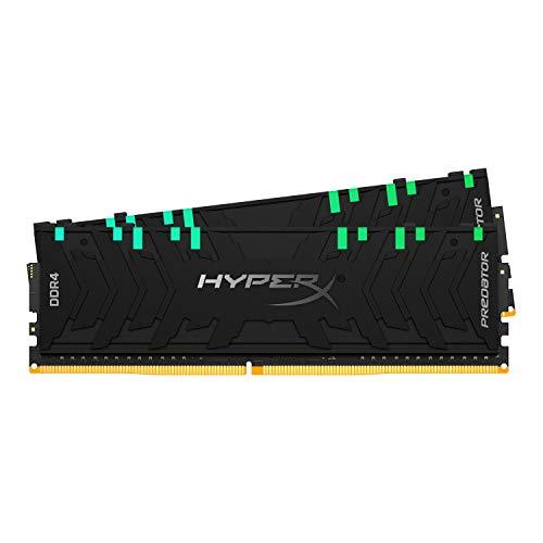 Memoria Ram Hyperx Predator Rgb 16gb (8gb x2) 2933mhz Ddr4