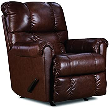 Amazon Com Lane Furniture Eureka Recliner Saddle