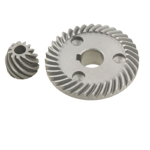uxcell Replacement Spiral Bevel Gear for Makita 9533 Angle Grinder ()