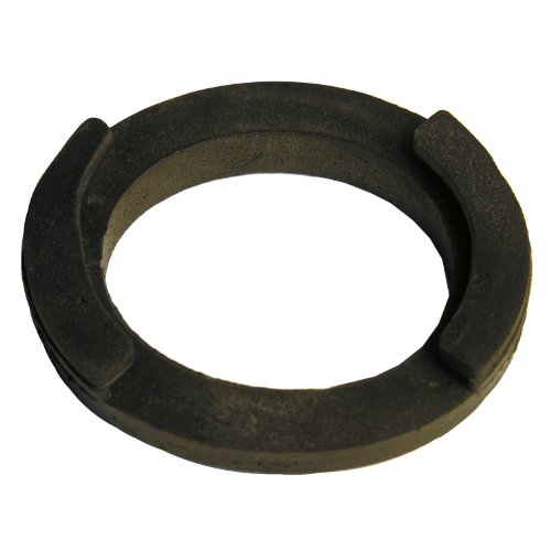 LASCO 02-3037 Hard Flexible Rubber Waste and Overflow Washer with Support Ears, 1-Pack