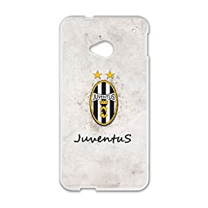 HTC One M7 Cell Phone Case White Juventus Football as a gift J2258406