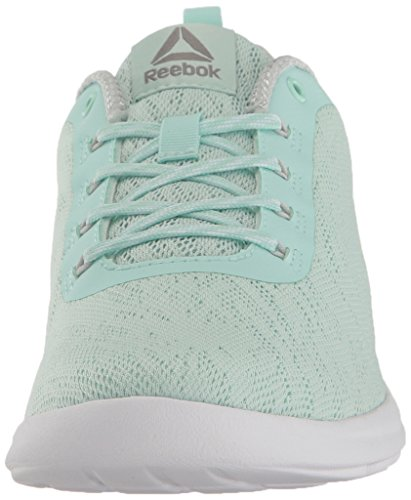Reebok Womens Walk Ahead MT Running Shoe Mist/Skull Grey/White/Em SkCIXGHI