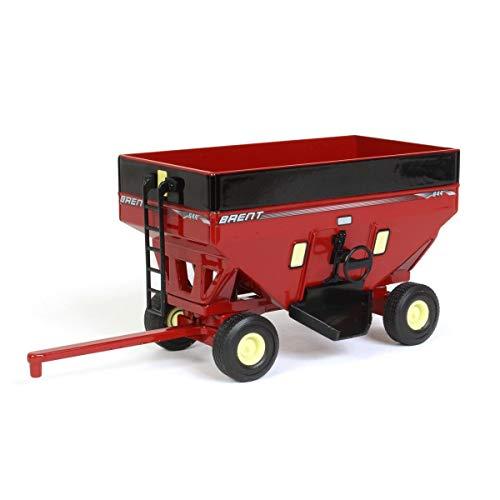 Spec Cast 1/64 Brent RED Gravity Wagon cust-1722 (Gravity Wagon)