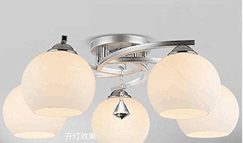 Moderno lampadario led pasto moderno creativo lampadario