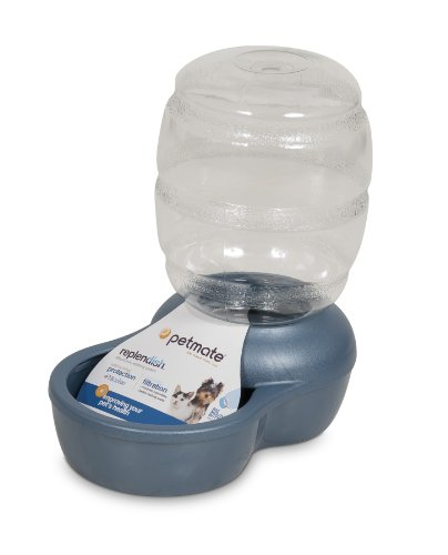 Petmate-Replendish-Gravity-Waterer-w-Microban