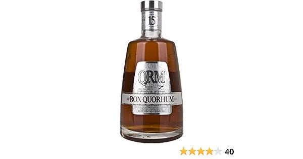 quorhum 15 años Rum (1 x 0,7 l)