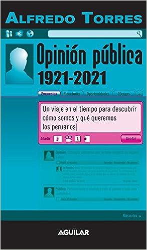 Opinión Pública 1921-2021