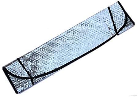 para Toyota Auris para Renault Clio 2 Parasol para Parabrisas de Coche con Visera Frontal para Coche Plegable BEESCLOVER