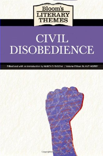 Civil Disobedience (Bloom's Literary Themes) pdf