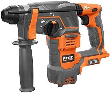 RIDGID Cordless 18-Volt 7 8 in. SDS-Plus Rotary Hammer-R86710B