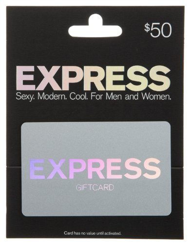 Express Gift Card $50 from Express