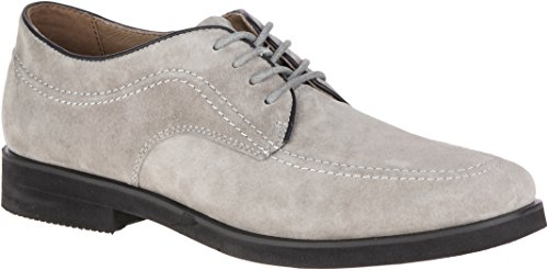 Hush Puppies Mens Bracco Mt Oxford Oxford Cool Grigio Camoscio
