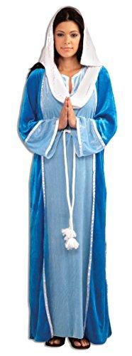F65834 Virgin Mary Robe (Mary Costume For Women)