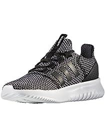 adidas NEO Women's Cloudfoam Ultimate W Sneaker,BLACK/BLACK/WHITE,9.5 Medium US