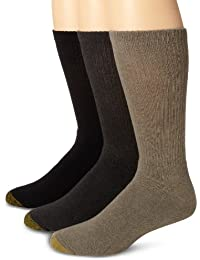 Mens Uptown Crew Three-Pack Socks