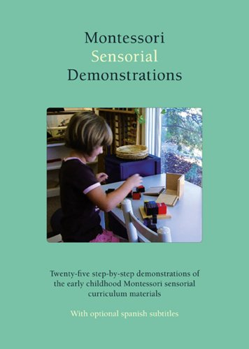 Montessori Sensorial Curriculum Demonstrations