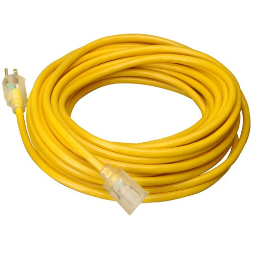 extension cord 15 feet brown - 8