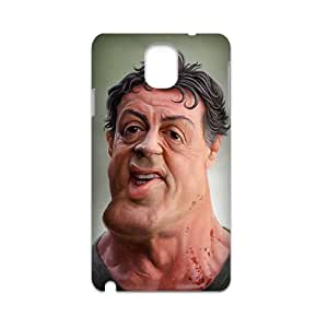 Custom High Quality Michael Sylvester gardenzio Stallone hrad Case for Samsung Note 3/4