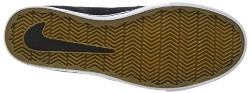 Noir Sb Zoom Nike Noir Herren Skateboardschuhe Oneshot 012 XSg7R