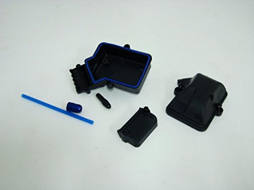 Traxxas 3924 Receiver Box with Seals and Hardware