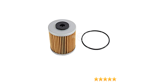 2-Pack Groot GHF1810 Heavy Duty Replacement Hydraulic Filter Element from Big Filter