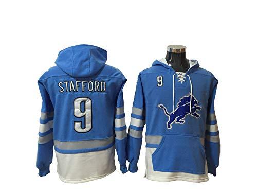 Stafford Lions Football Hoodie Men Onesie Sweatshirt Champion Tank top Sweaters Pullover Jersey (l) ()