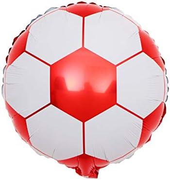 BAYUE 50pcs / Regalos Globos montón de Fútbol Balones de Hoja ...