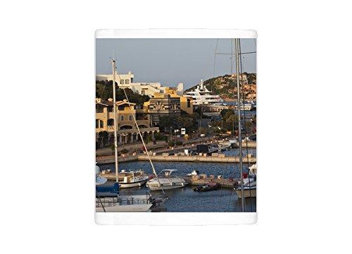 Copripiumino Cars 1 Piazza E Mezzo.Mug Of Italy Sardinia Porto Cervo Yacht Harbor 11147813
