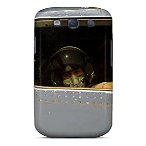 Durable Case For The Galaxy S3- Eco-friendly Retail Packaging(she's A B1 Bomber Pilot)