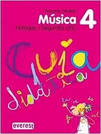 Música 4º Primaria. Guía didáctica. Proyecto Ukelele