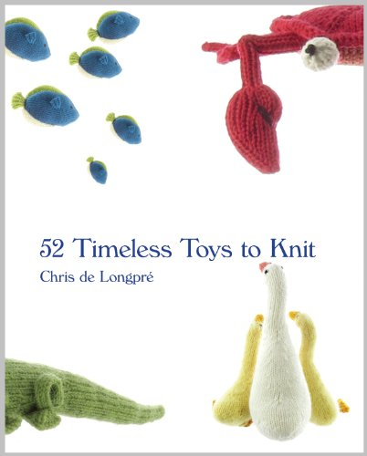 52 Timeless Toys to Knit (Pond Critters)