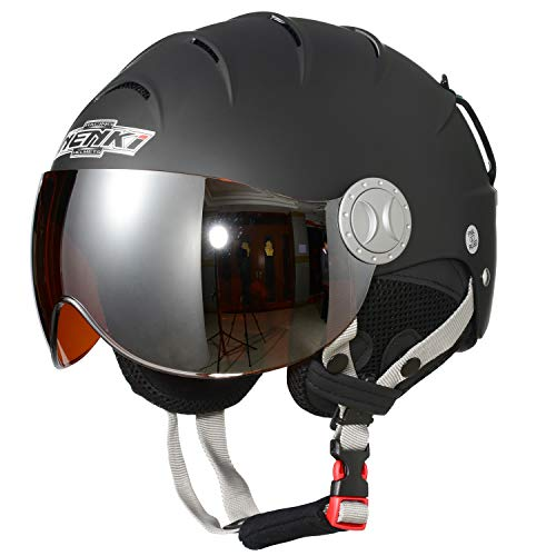 NENKI Ski Helmet with