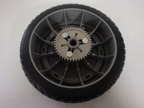Replacement part For Toro Lawn mower # 16-0029 WHEEL AND TIRE ASM
