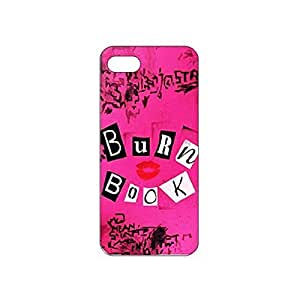 iBaste The Burn Book - Mean Girls movi Design Plastic Hard Case Cover For iPhone 6 plus 5.5 for kids