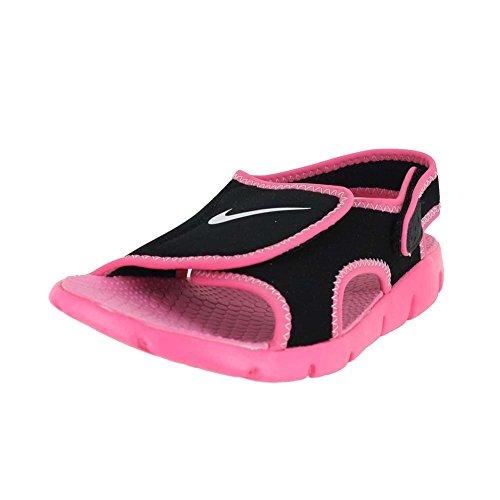 6840ecff5 Nike Kids Sunray Adjust 4 girls sandals flip flops 2 - Import It All