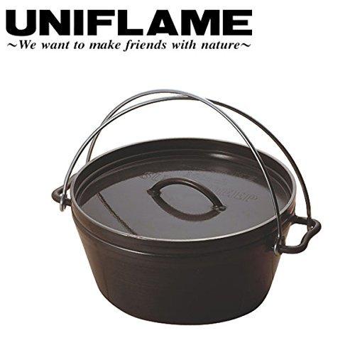 ユニフレームダッチオーブン 10インチスーパーディープ