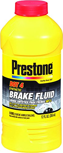 Prestone AS800Y DOT 4 Synthetic Brake Fluid