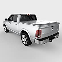 UnderCover UC3086L-PS2 LUX Bright Silver 5.8' Tonneau Cover for Dodge RAM