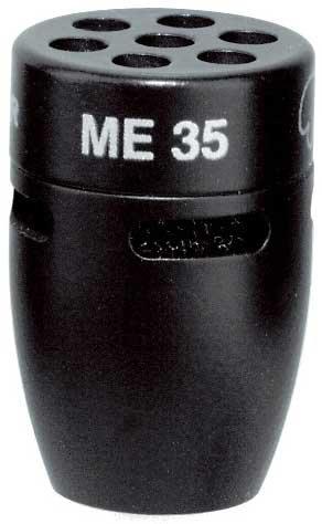 Sennheiser ME35W Supercardioid Capsule for MZH Series Goosenecks (White)
