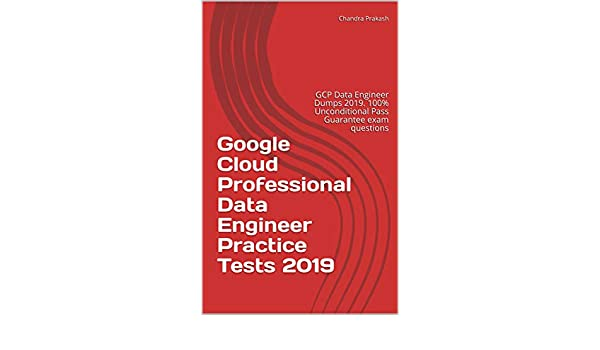Amazon com: Google Cloud Professional Data Engineer Practice