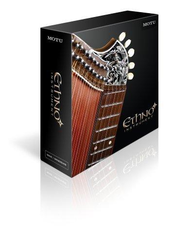 MOTU Ethno Instrument 2 World/Ethnic Virtual Instrument by MOTU