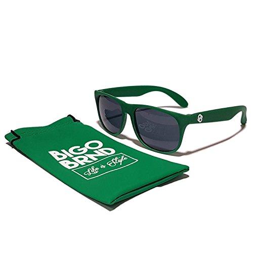 de multicolor Gafas unisex sol Verde California ZYqf6BfPp7