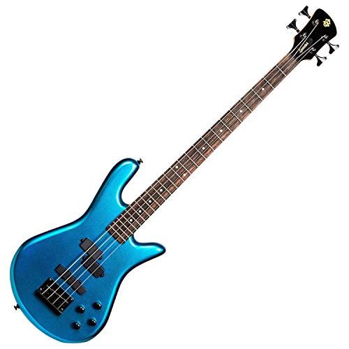 Spector PERF4MB Performer 4 Metallic Blue Bass Guitar