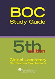 Board of Certification Study Guide for Clinical Laboratory Certification Examinations (BOR Study Guides)