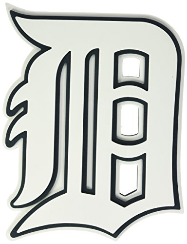 Foam Fanatics Detroit Tigers Foam Logo Sign (Detroit Logo Graphic Wall Tigers)
