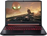 "Notebook Gamer Acer Nitro 5 AN515-54-528V 15.6"" Core i5 8GB RAM,1TB+128SSD, GTX1650 4GB Win10"